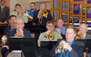 Grace UMC Brass Ensemble
