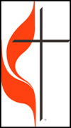 United Methodist Church color logo.