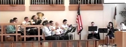 UMC Grace Brass and Woodwind Ensembles